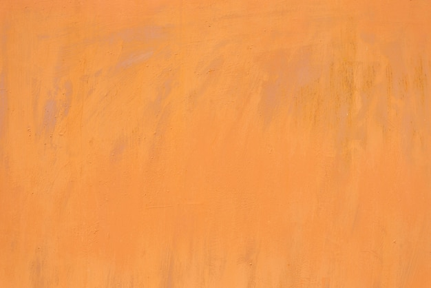 Orange rusty sheet of metal. texture background by copying space