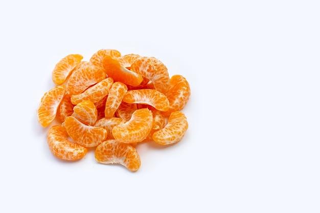 주황색 세그먼트.