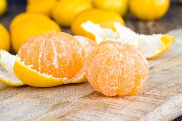 オレンジみかん