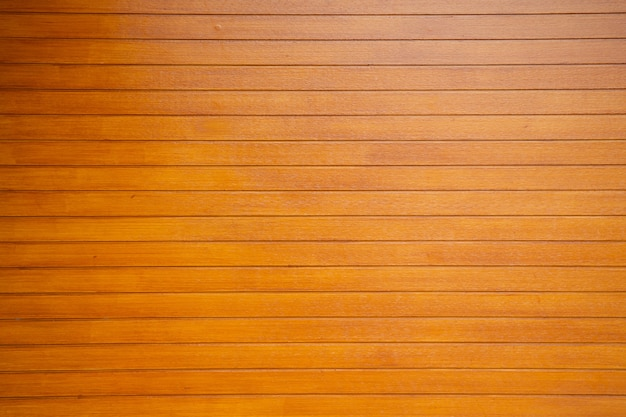 Orange wall wood background