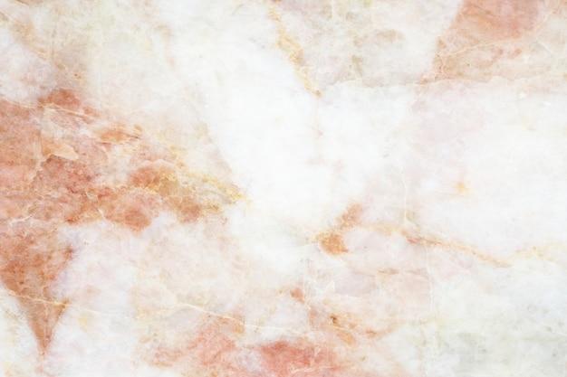 Fondo strutturato di marmo arancio e bianco