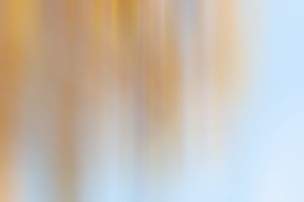 Orange and yellow abstract background blurred lines objects