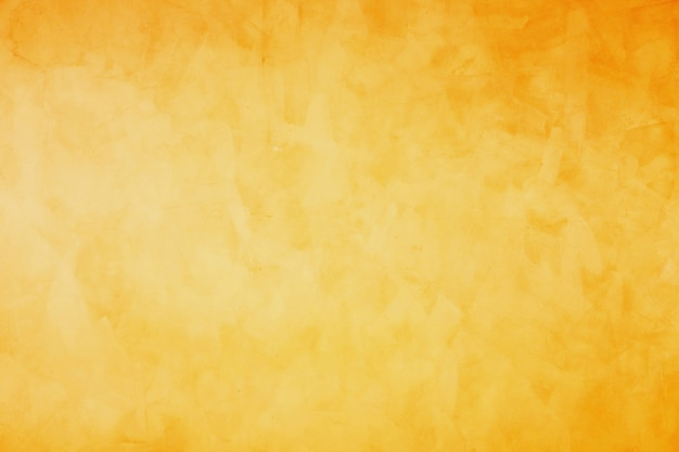 Orange and yellow grunge cement background