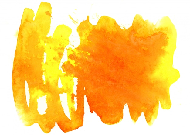 Orange yellow texture