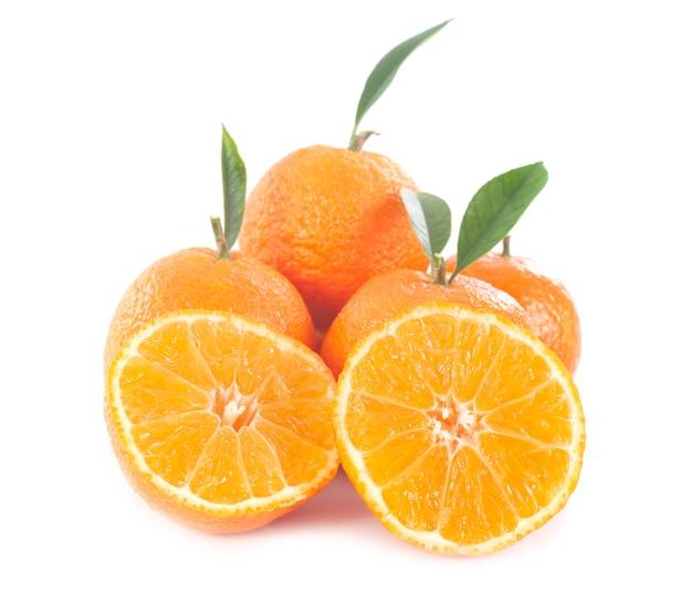 Oranges in studio
