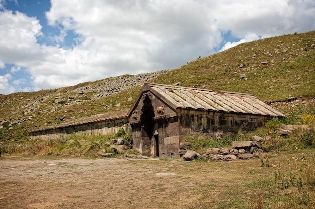 Orbelian's caravanserai in the vayots dzor province of armenia
