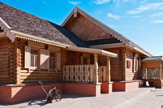 オレンブルク ナショナル ビレッジ ロシア ハウスミュージアム