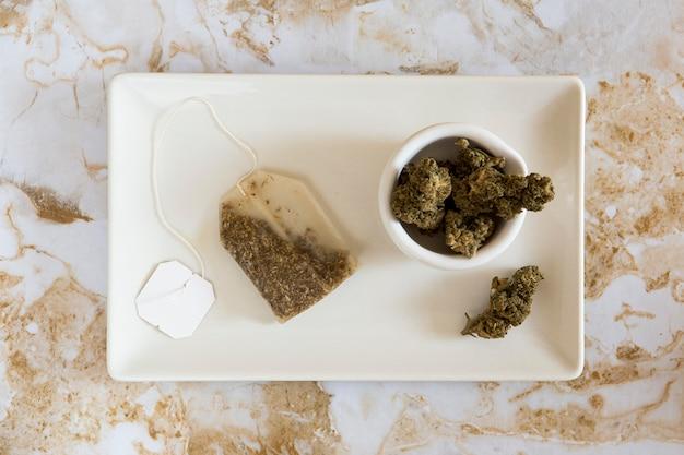 有機cbd茶の品揃え