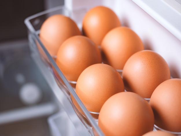 Органические пищевые ингредиенты из куриных яиц