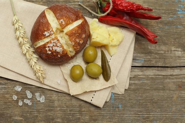 유기농 식품, 아침 식사