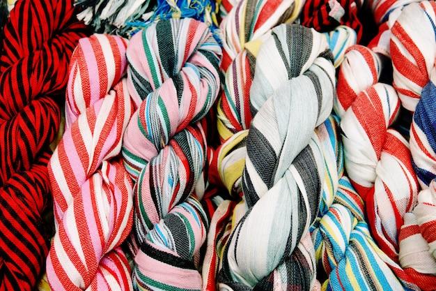 Organic handmade yarn