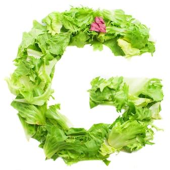 Organic letter g