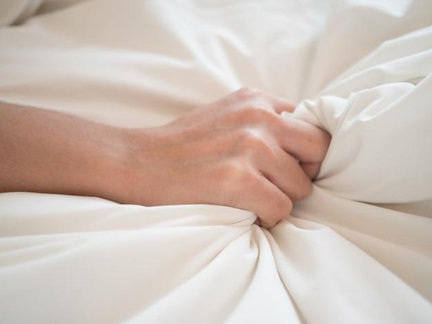 오르가즘 손