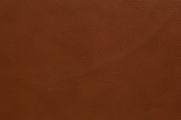 Original brown leather texture background