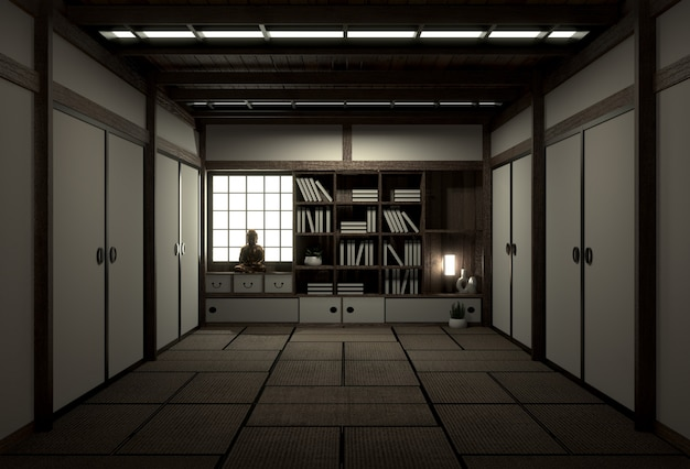 Original room japanese style