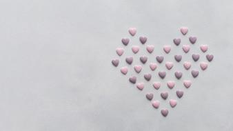 Ornament symbol of heart