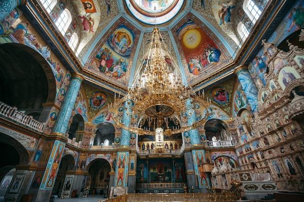 Orthodox church in pochaiv