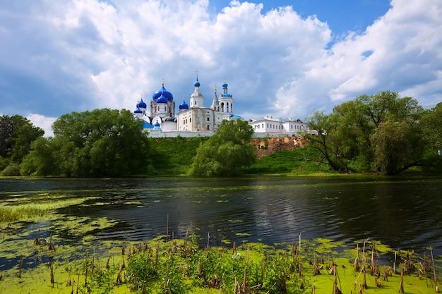 Orthodoxy monastery at bogolyubovo