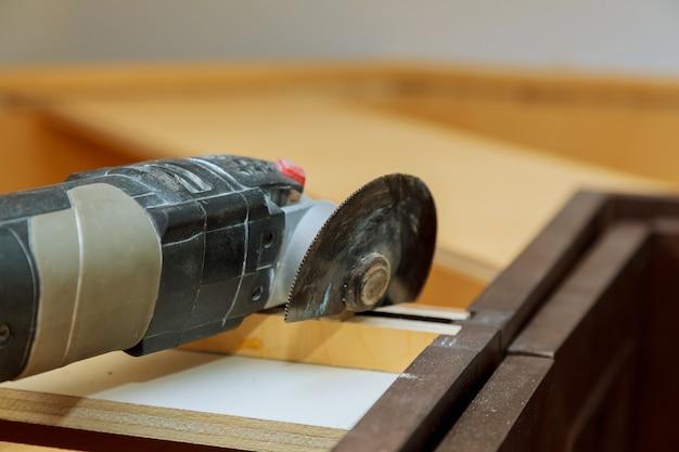 Oscillating multi-function power tool