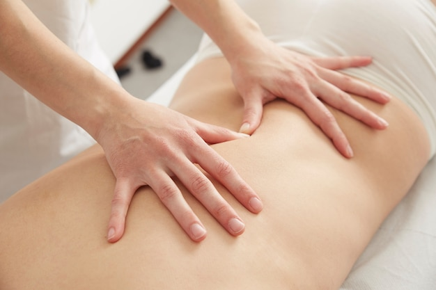 Osteophaty and massage treatments
