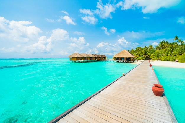 Outdoors resort bora blue holiday
