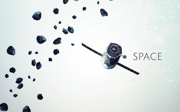 Космическое современное минималистичное искусство