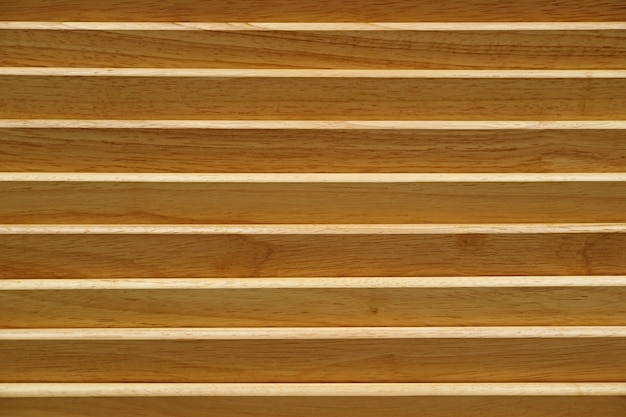 Overlapping wood planks wall for abstract background