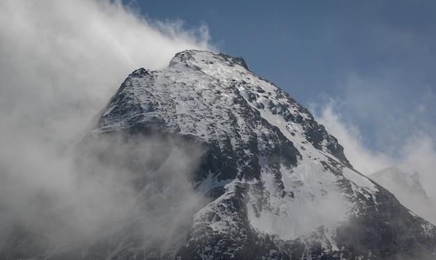 アルプスのオーストリアのスキーリゾートの概要