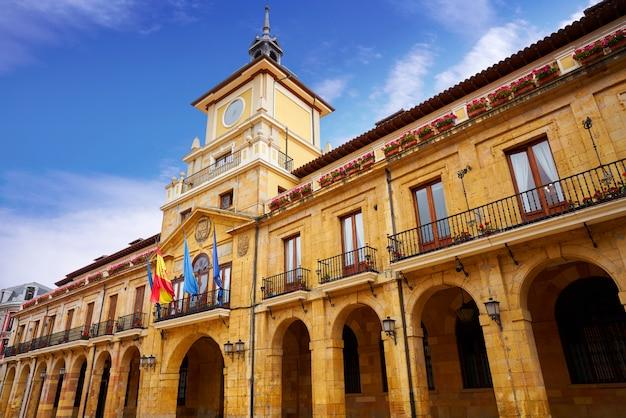 Oviedo in asturias of spain