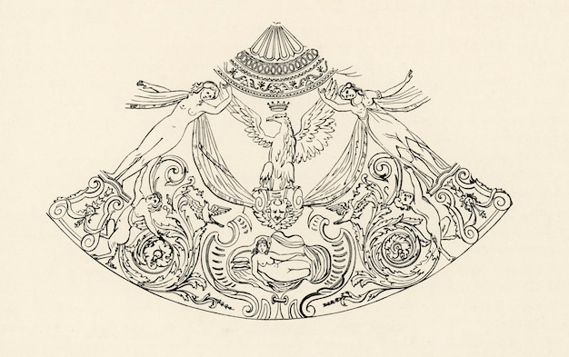 Owen jones famous 19th century grammar of ornament.