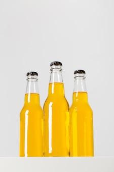ビール瓶のパック