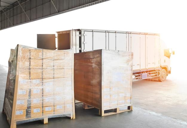 Пакетные коробки погрузка с доставкой грузовые контейнеры доставка грузов доставка грузов грузовые перевозки