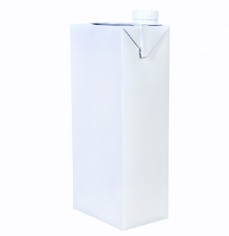 Package of carton isolated