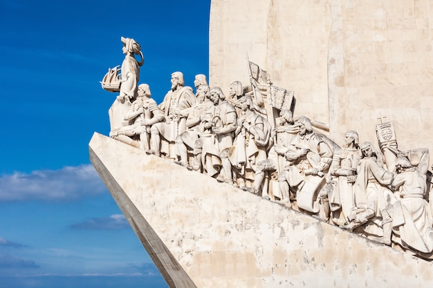 Padrao dos descobrimentos(발견 기념비)는 포르투갈 리스본의 타구스 강 유역에 있는 기념물입니다.