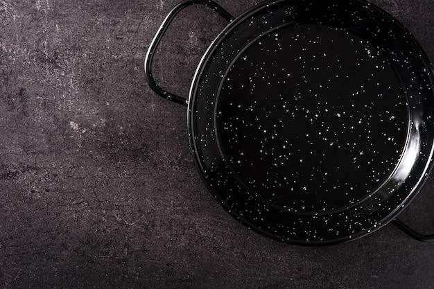 Паэлья кастрюля посуда