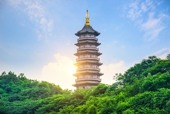 Pagoda of Six Harmonies, chongqing, China