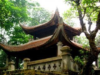 Pagoda, old