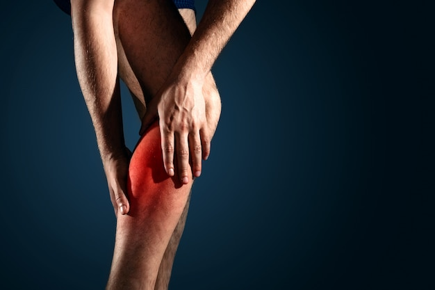 Pain in calf muscle
