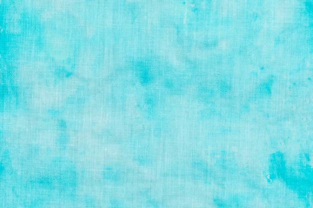 예술적 파란색 페인트