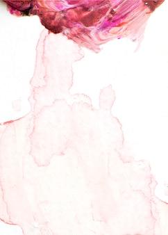 캔버스에 페인트