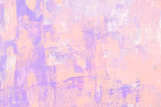 밝은 색 벽지에 질감 배경 추상 미술을 페인트