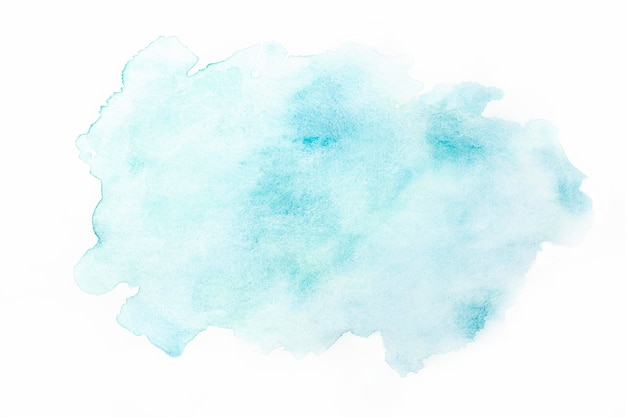 水彩で描かれた抽象的な表面