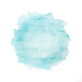 Окрашенная абстрактная поверхность акварелью