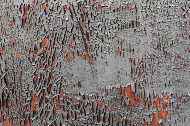 Окрашенная и поцарапанная стальная текстура