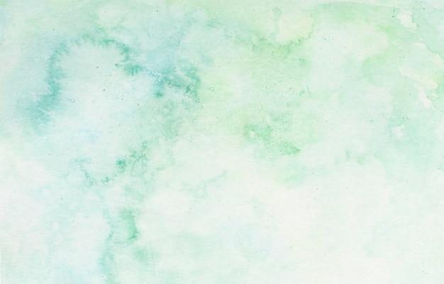 Окрашенная художественная поверхность акварелью