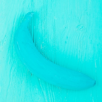 Painted azure banana