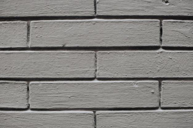 Struttura dipinta di muro di mattoni