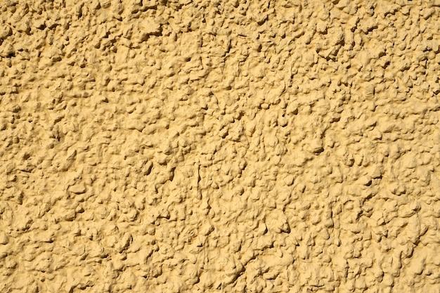 塗られた珍しい壁をクローズアップ