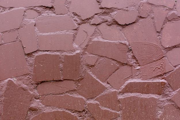 Painted stone wall  texture background