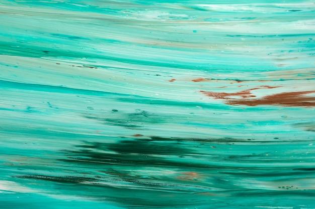 Painted wood, aquamarine, background